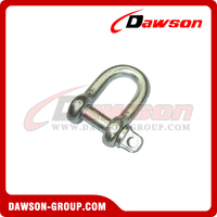 Grade M Large Dee Shackles To AS2741