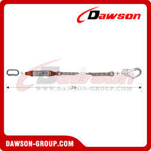 DS6113 Energy Absorbers Lanyards​ Safety Lanyards EN355 EN354