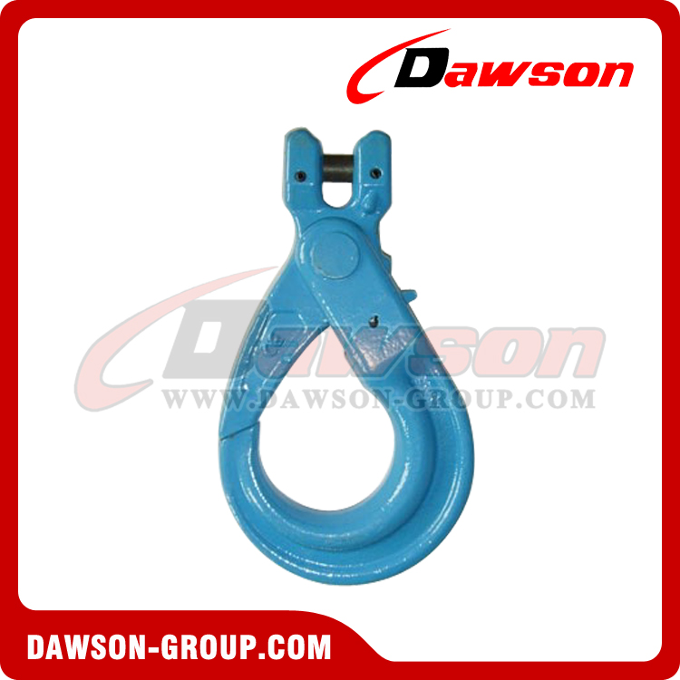 DS1006 G100 European Type Clevis Self-Locking Hook - Dawson Group Ltd. - China Manufacturer Supplier