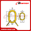 G80 / Grade 80 European Type Master Link Assembly for Wire Roe Lifting Slings