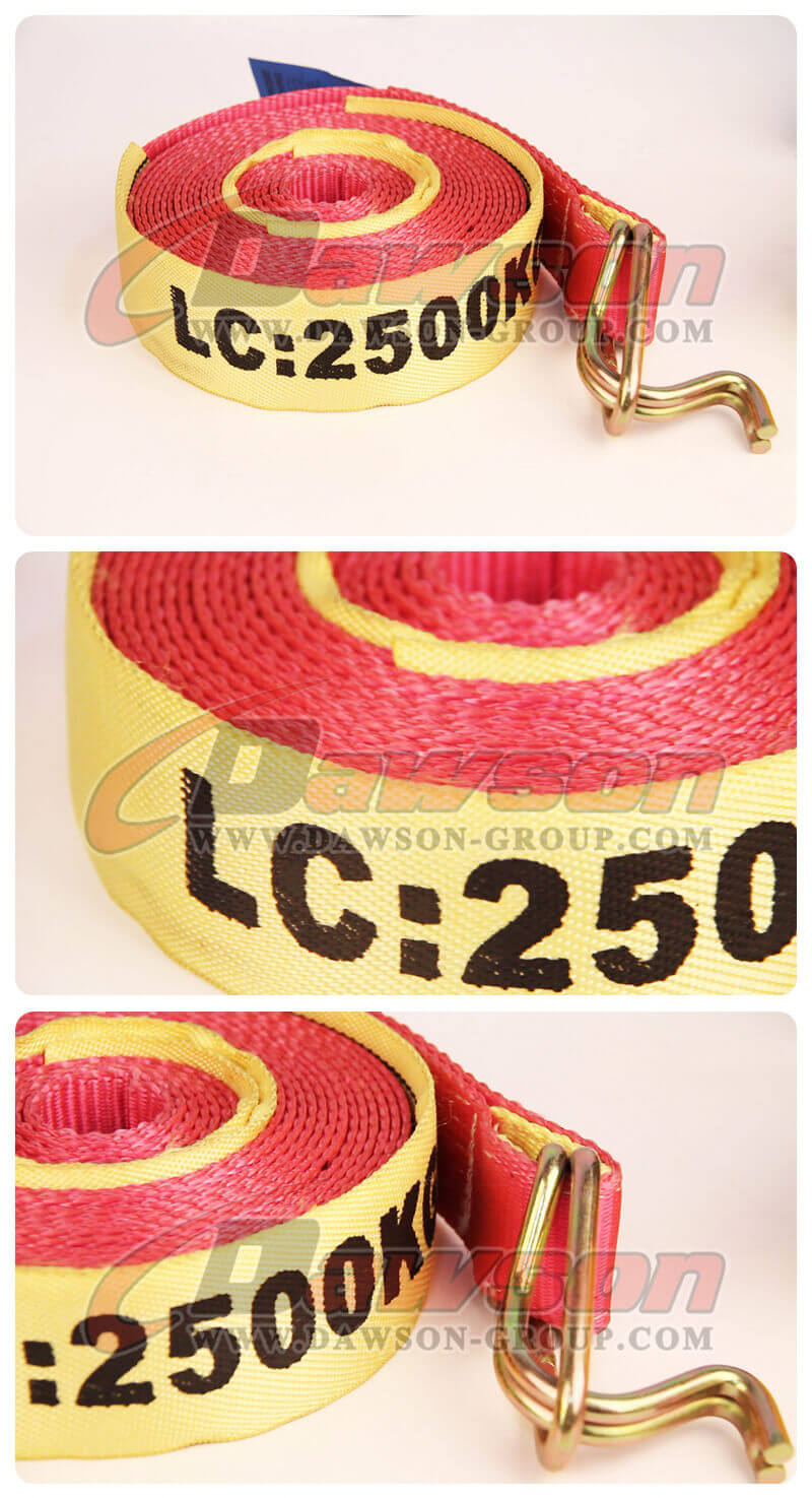 AS NZS 4380.2001 Ratchet Tie Down Straps - China Manufacturer Supplier