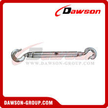Stainless Steel Turnbuckle DIN 1478 Hook and Hook