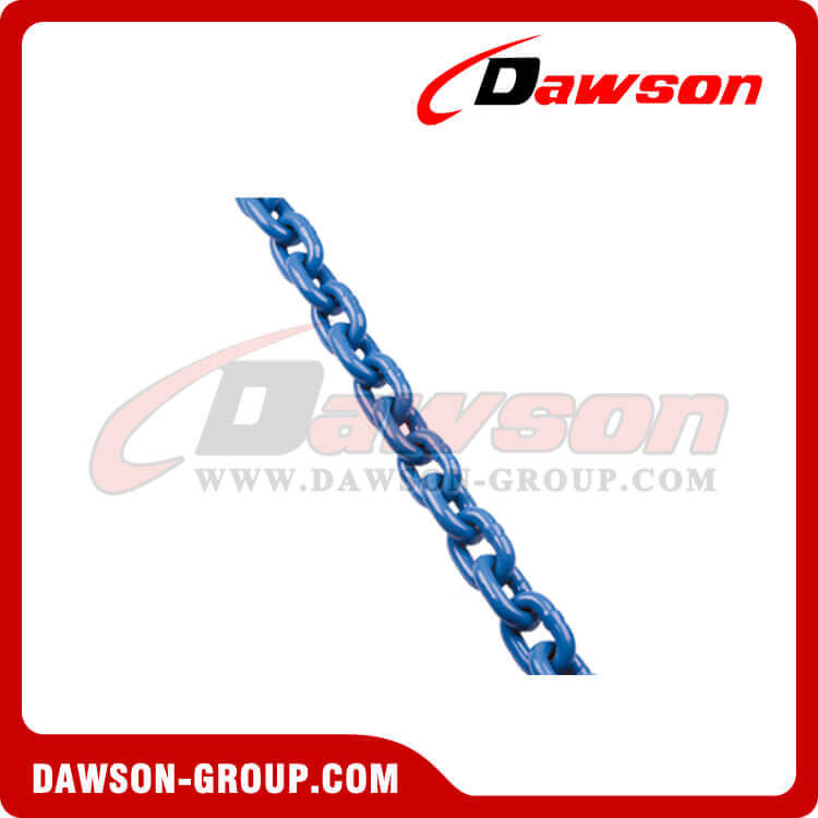 G100 / Grade 100 EN818-8 High Level Strength Alloy Lifting Chain for Hoist