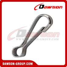 Simplex Hook Nickel Plated