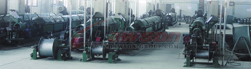 Dawson Steel Wire Rope Sling Factory - Lifting Slings, Lifting ...