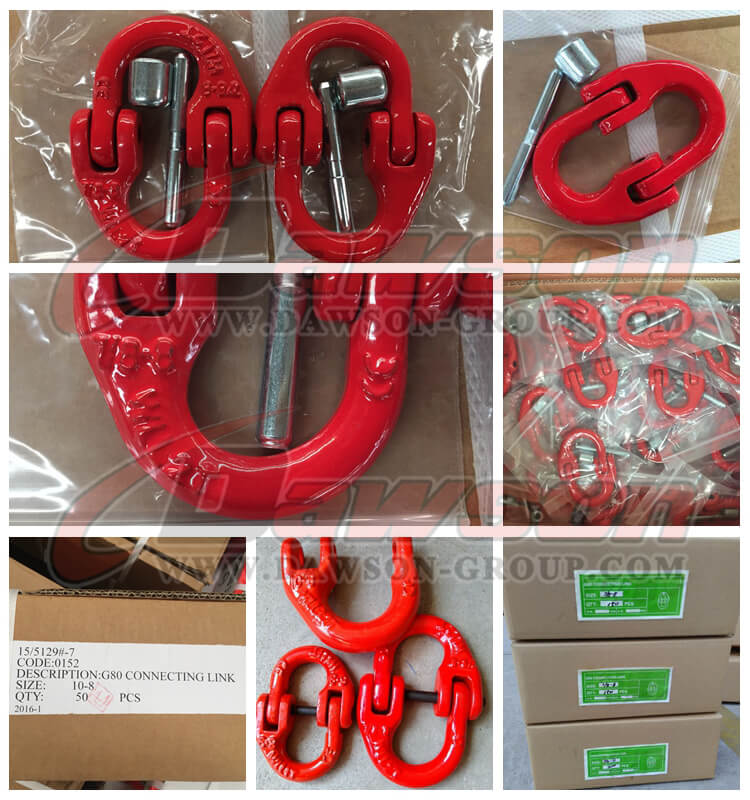 DS074 G80 European Type Connecting Link - Dawson Group Ltd. - China Manufacturer, Supplier, Factory