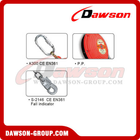 DSHD-6N Retractable Lifeline - China Factory