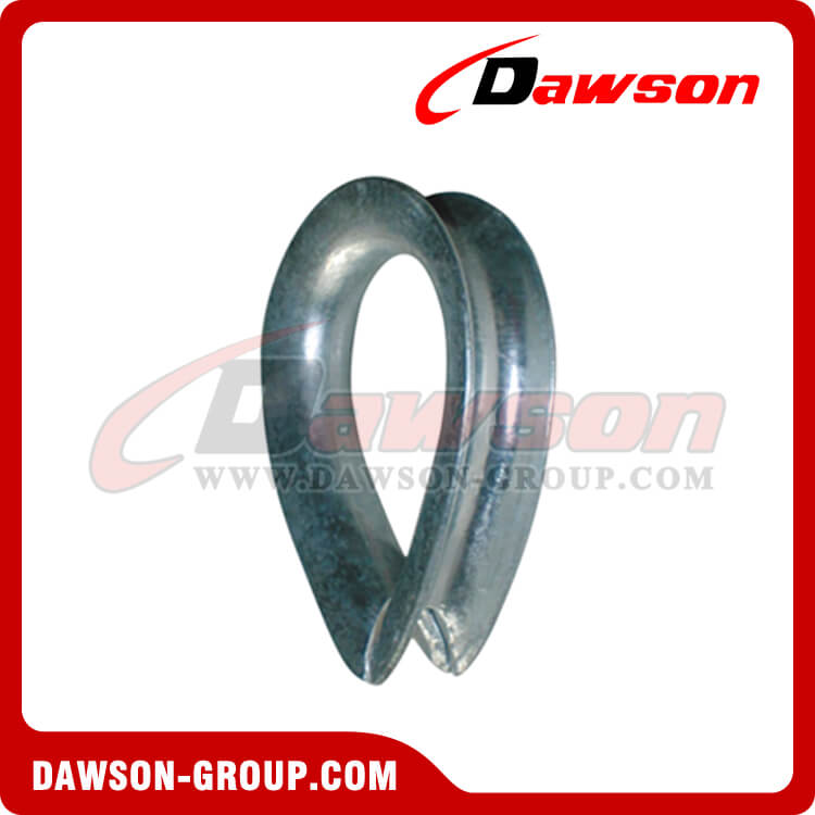 BS464 Wire Rope Thimble - Dawson Group Ltd. - China Manufacturer, Supplier, Factory, Exporter
