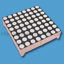 1.5 inch 8x8 Dual Color LED Dot Matrix