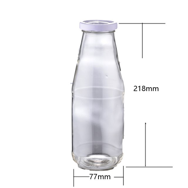 Glass Juice Bottles