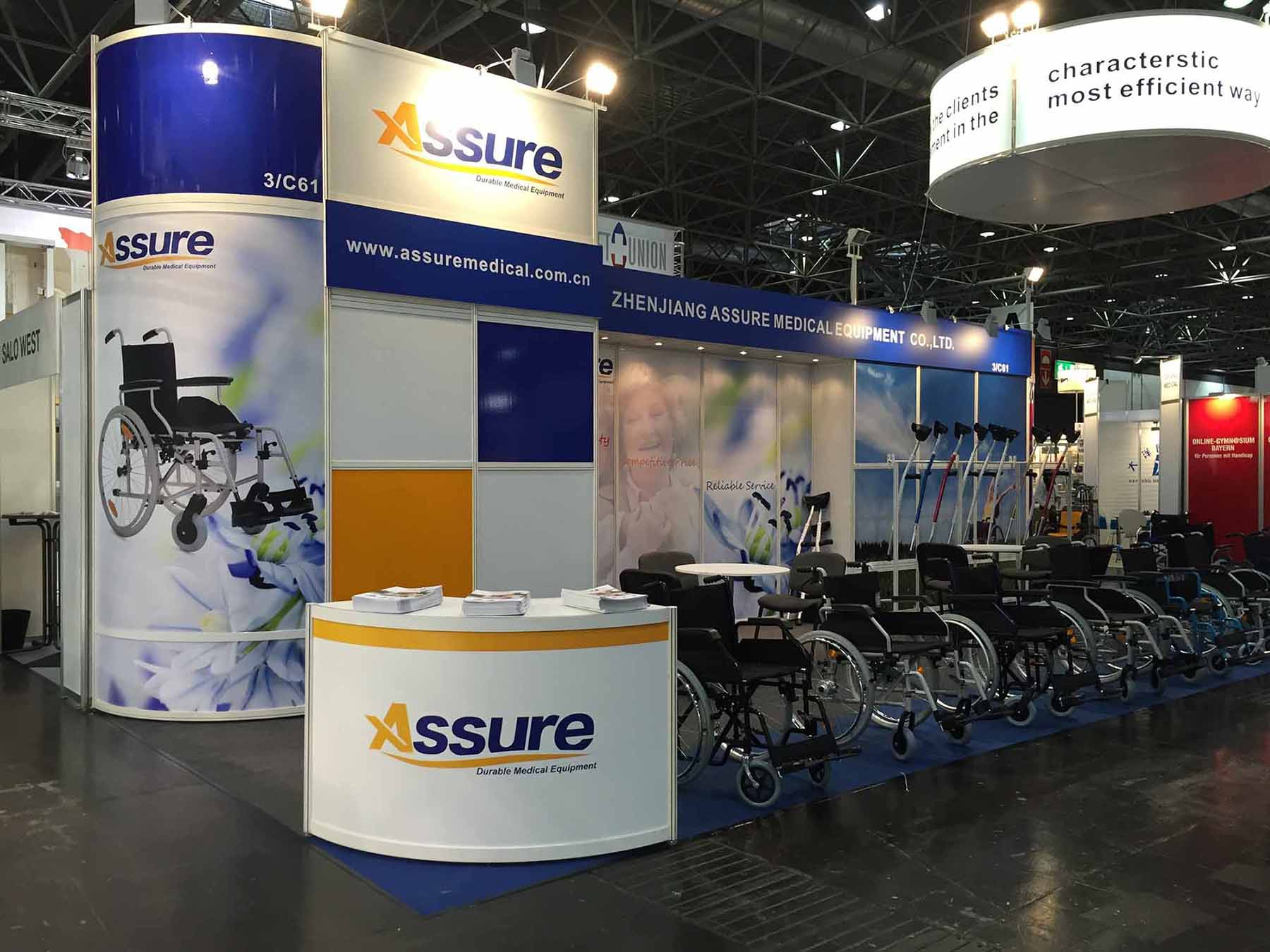 2015 Rehacare 14˜17 Oct