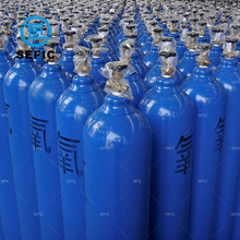 Industry Oxygen Nitrogen Argon Compressed Gas Cylinder