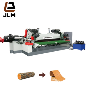 Automatic Spindle Less Log Veneer Rotary Machine for Plywood
