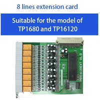 Excelltel PABX 8 lines extension card for TP1680 and TP16120