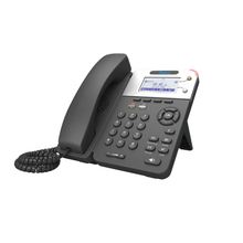 Factory price Smart SIP 2 lines IP phone desk VOIP phone IPH330
