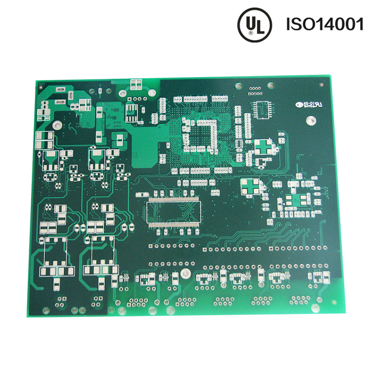 2.0mm 12layer Immersion Gold PCB 1OZ