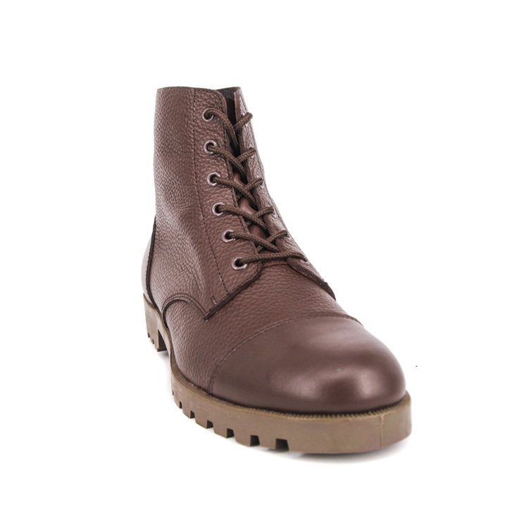 6107-3 milforce military leather boots