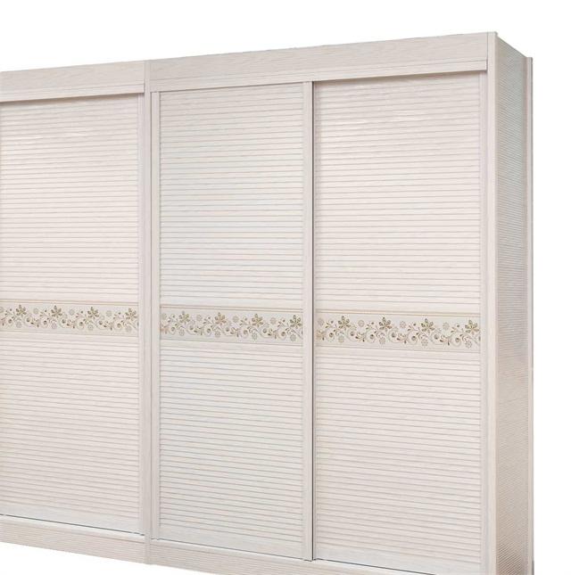 Adjustable Sliding Panel Aluminum Closet Door From China