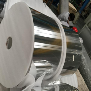 0.24mmx935mm Aluminum Foil Stock AA1235, H14 for Rolling Upto 6mic