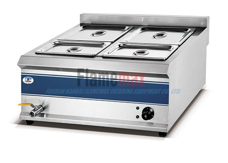 Hb 4v 4 Head High Efficiency Electric Bain Marie Western Kitchen Equipment Buy Stainless Steel Commercial Electric Buffet Hot Soup Food Warmer Bain Marie For Sale Stainless Steel Bain Marie Product On China