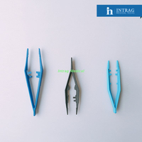 Disposable Plastic Scoop Tweezers