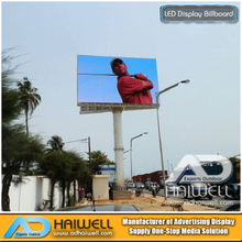 Outdoor Unipole SMD LED Display Billboard in Africa