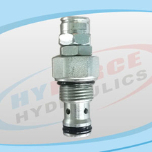 DRV08-18 Series Direct Operated Relief Valve