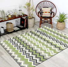 Modern Indoor Print Area Rug Polyester Floor Carpet
