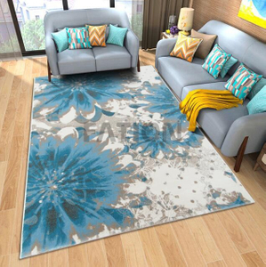 5'×8' Non-slip Polypropylene Carpet Rugs
