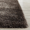 Fluffy Area Rug Soft Solid Shag Carpet