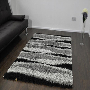 160×230 cm Anti-skid Shaggy Carpet Home Area Rugs