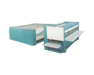 Bedcover Folding Machine
