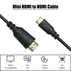 Mini Displayport Male HDMI to HDMI Cable with 3D, 4K