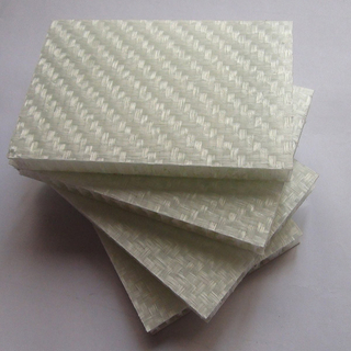 Litpan-light weight strength stiffness PP honeycomb composite panel