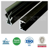 Black Anodized Aluminum Extrusion for Exhibition