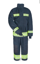Fire Fighting Suit in AREMAX, meet EN ISO Standard