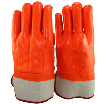 working PVC glove for industrial