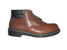 RWG-01 waxy full grain leather construction safety shoes