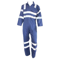 M1104 Reflective safety workwear coveralls