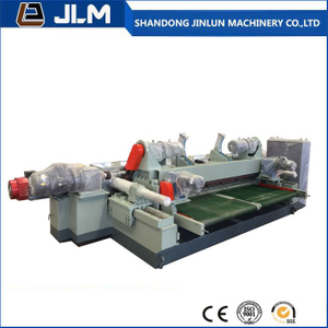 8 feet Hardwood Peeling Machine for plywood making