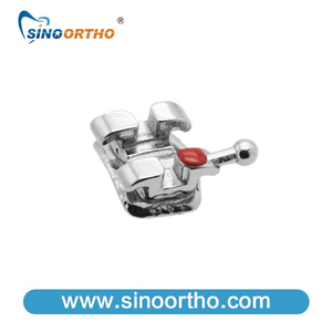 MIM Mesh Metal Brackets Orthodontics