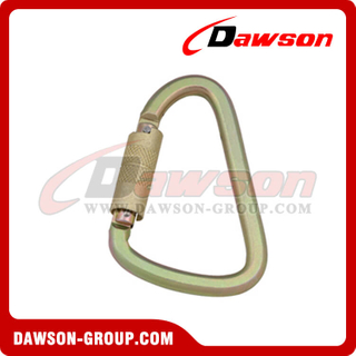 High Tensile Steel Alloy Steel Carabiner DS-YIC008D