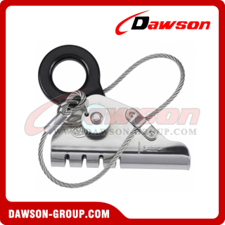 High Tensile Steel Alloy Rope Grab DS-YSG010