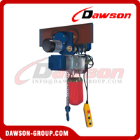 500-2000kg Moving Chain Electric Hoist Series, Electric Chain Hoist