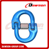 DS1001 G100 European Type Connecting Link for Lifting Chain Slings