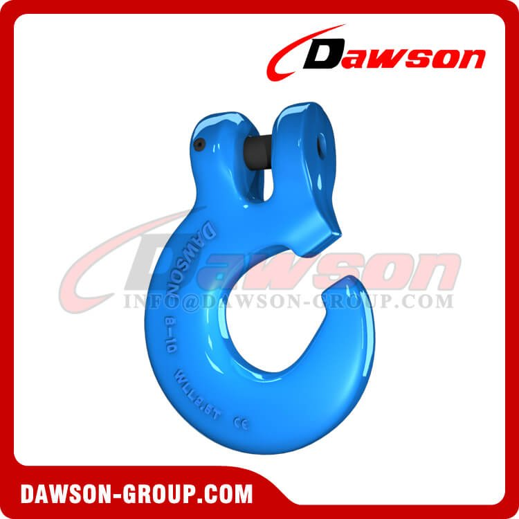 G100 Clevis Forest Hook for Logging, Grade 100 Forged Clevis Forest Hook - Dawson Group Ltd. - China Manufacturer