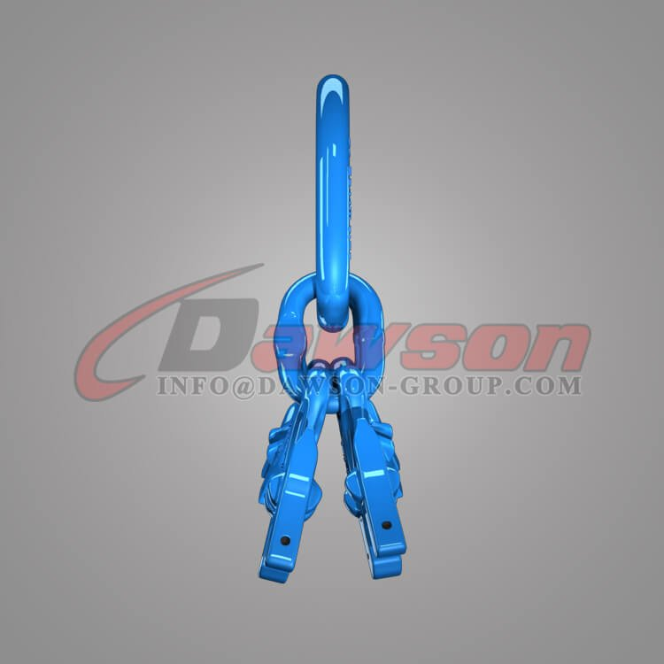 Grade 100 Master Link Assembly + Grade 100 Eye Grab Hook with Clevis Attachment×4 Dawson Group Ltd. - China Supplier, Exporter