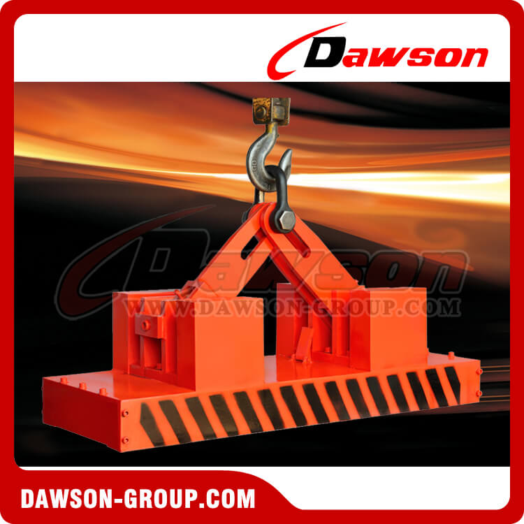 Dawson Automatic Permanent Magnetic Lifter for Lifting Steel Plate ...