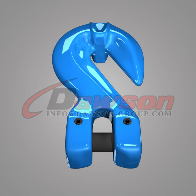 Grade 100 Clevis Shortening Cradle Grab Hook with Wings, G100 Cleivs Hook for Chain Slings - Dawson Group Ltd. - China Supplier, Exporter