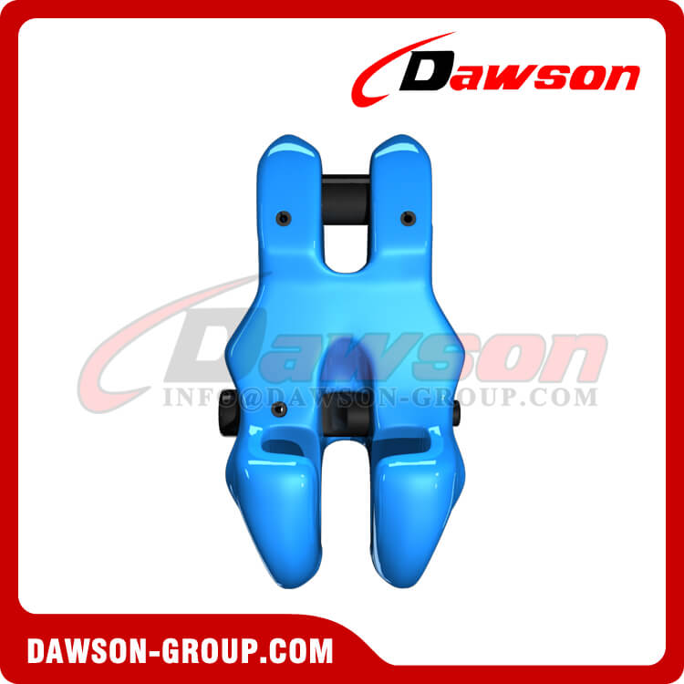 Grade 100 Forged Alloy Steel Clevis Chain Clutch with Safety Pin for Adjust Chain Length - Dawson Group Ltd. - China Supplier